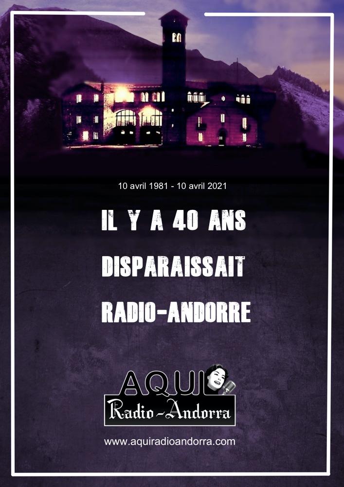 Radio-Andorre 40 ans